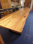 Elm Slab Table