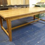 Handmade Oak Table